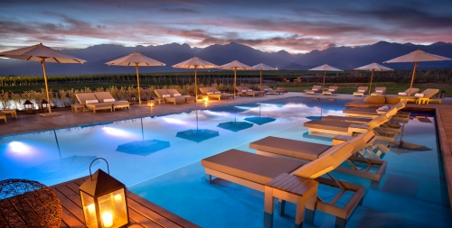 The Vines Resort & Spa, Argentine