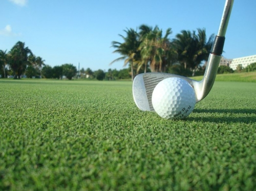 Grand Oasis Cancun golf