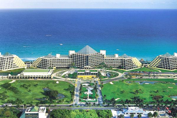 Gran Melia Cancun extérieur