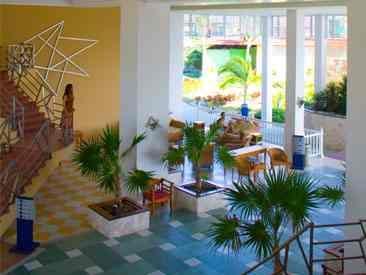 Hotel Playa Blanca hall d'entrée