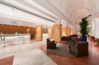Hilton Rome Airport réception