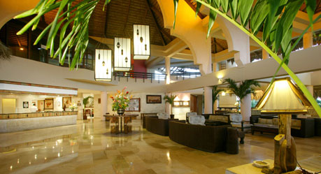 Wyndham Dominicus Palace reception