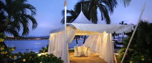 Las Hadas dîner sur plage