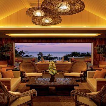 Ritz Carlton Kapalua hall d'entrée
