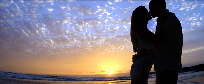 El Cid Castilla plage coucher du soleil