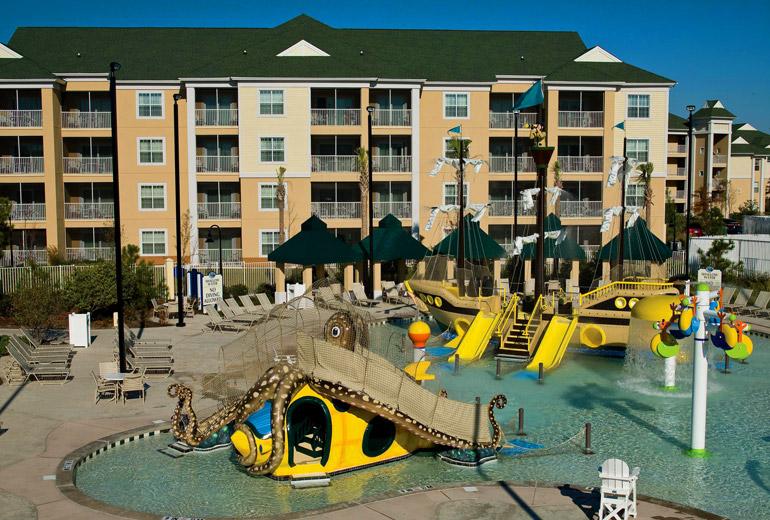 Sheraton Broadway Plantation Resort Villas Myrtle Beach