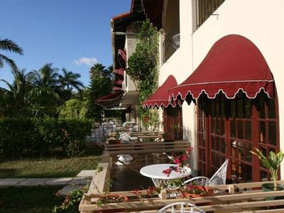 Charela Inn balcon