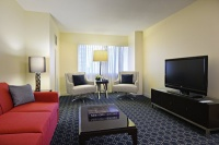 Crowne Plaza Times Square Manhattan suite 2