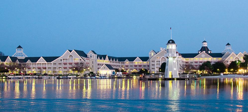 Disneys Yacht Club extérieur