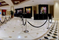 Hard Rock Hotel Universal reception
