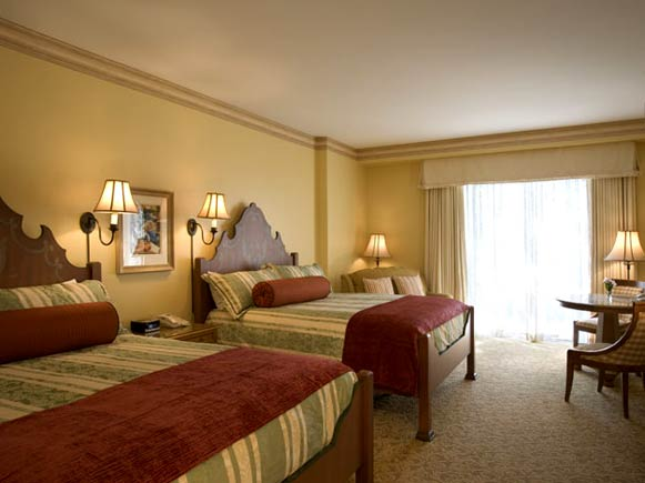 Loews Portofino Bay Hotel At Universal  chambre 3