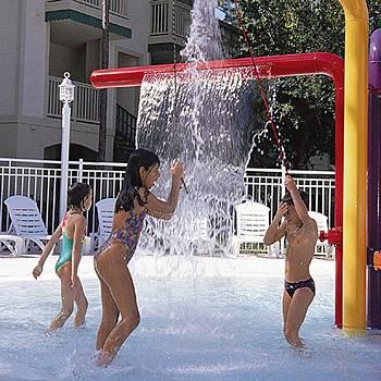 Oak Plantation Resort piscine pour enfants
