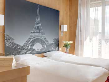 Best Western Ronceray chambre 2