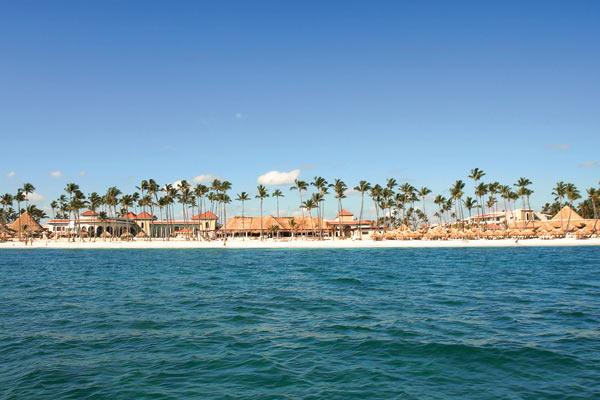 Paradisus Palma Real plage