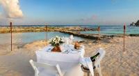 Catalonia Yucatan buffet de plage