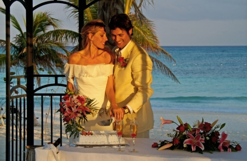 Grand Palladium Kantenah mariages