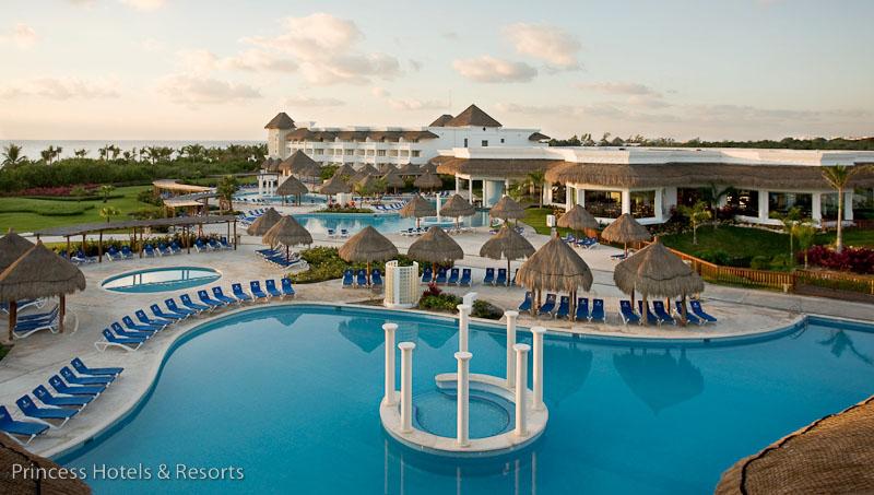 Grand Riviera Princess All Suites Voyages Destination