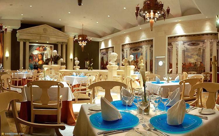 Iberostar Grand Hotel Paraiso restaurant