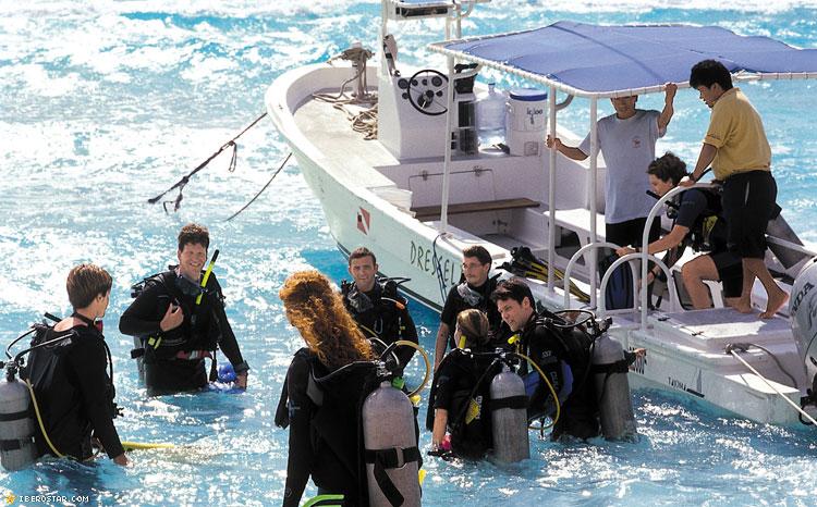 Iberostar Paraiso Maya plongée sous-marine