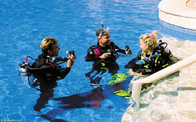 Iberostar Tucan Quetzal plongée sous-marine
