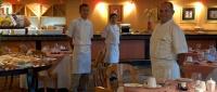 Villa La Estancia chefs