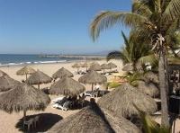 Villa Varadero chaises de plage