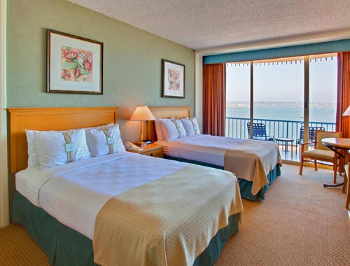 Holiday Inn On The Bay chambre 2