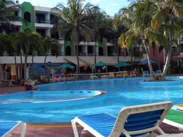 varadero hotel club tropical: