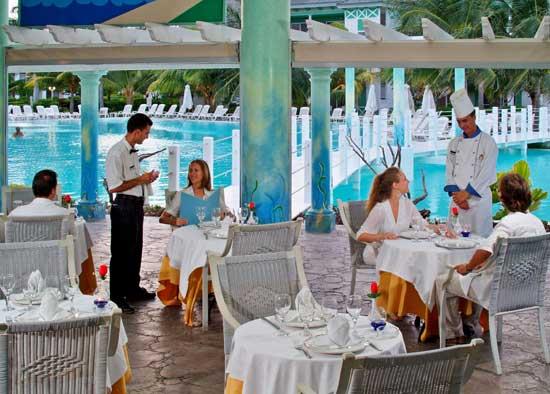 Melia Peninsula Varadero restaurant 2