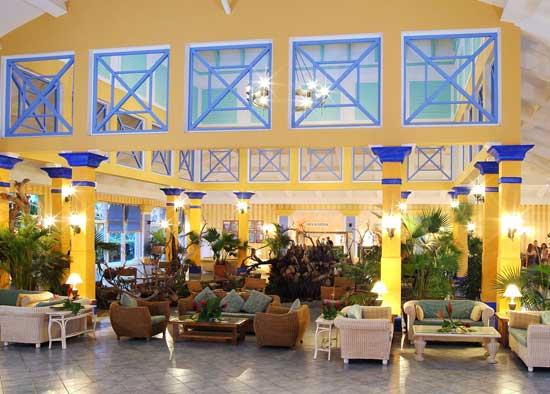 Melia Peninsula Varadero hall d'entrée