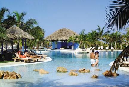 Paradisus Varadero piscine