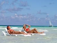Roc Barlovento chaises de plage