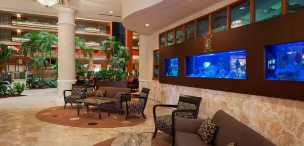 Embassy Suites By Hilton Hotel and Casino extérieur