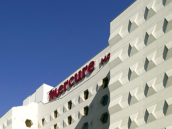 Mercure Bordeaux Centre exterior