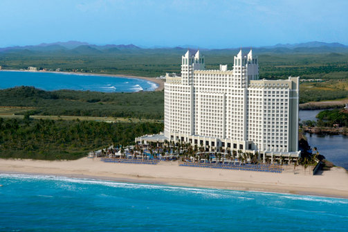 Riu Emerald Bay beach