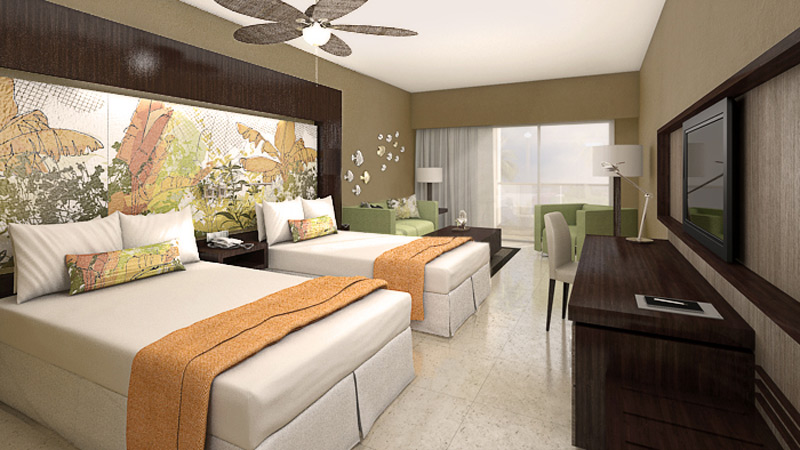 Breathless Punta Cana Resort And Spa plage
