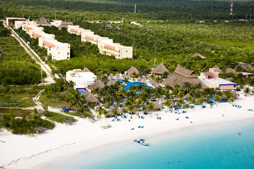 Catalonia Royal Tulum plage