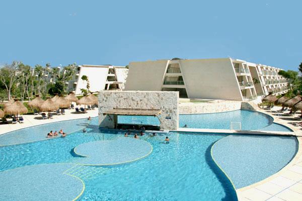Hotel Room With Pool Balcony Riviera Maya