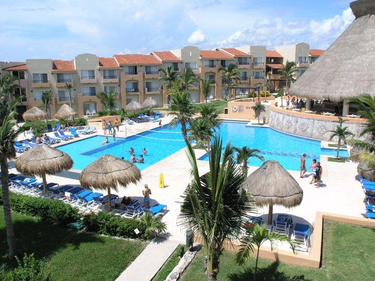 Viva Wyndham Azteca Riviera Maya Mexique Forfaits Vacances