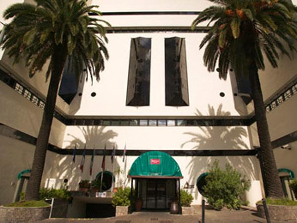 Mercure roma centro colosseo voyages destination for Hotel roma centro