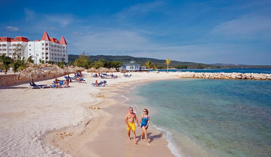 Luxury Bahia Principe Runaway Bay Voyages Destination