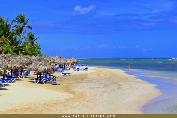 Grand Bahia Principe El Portillo beach